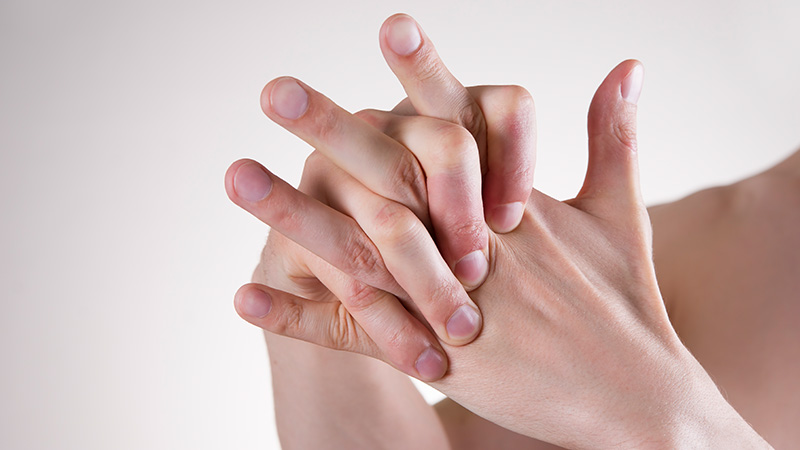 Sensory Neuropathy in hands